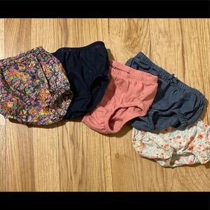 Lot of 5 bloomers